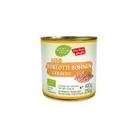 Borlotti-Bohnen gekocht