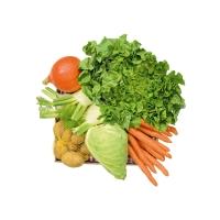 Kleines Gemüse-Paket