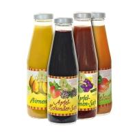 Kennenlern-Paket Obstsäfte
