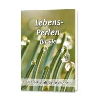 Leseprobe »Lebens-Perlen für Sie«