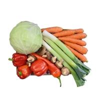 Wok-Gemüse-Kiste