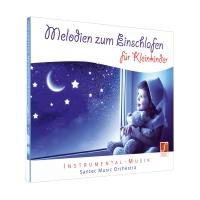 CD Melodien zum Einschlafen für Kleinkinder