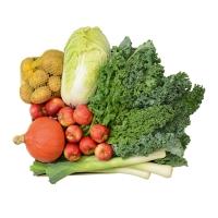 Kleines Gemüse- & Obst-Paket
