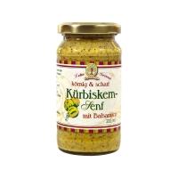 Kürbiskern-Balsamico-Senf