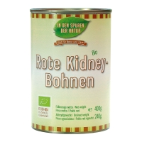 Rote Kidney-Bohnen