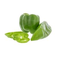 Paprika, grün