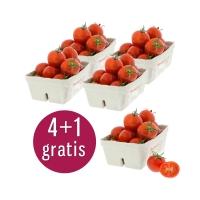 4+1 GRATIS: Cocktail-Tomaten