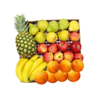 Kleine Obst-Kiste