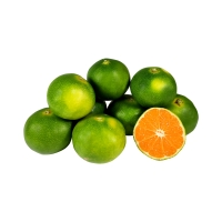 Satsumas, grün