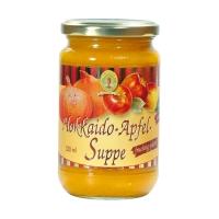 Hokkaido-Apfel-Suppe