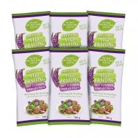6er Sparpaket flinker Vegi-Bratling mit Lupinen und Quinoa