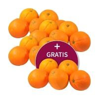 5 für 4 = 1 gratis: Orangen