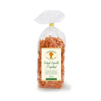 Dinkel-Spirelli Paprika