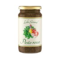 Basilikum-Pesto rosso