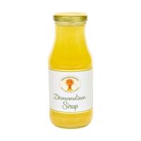 Zitronenmelissen-Sirup