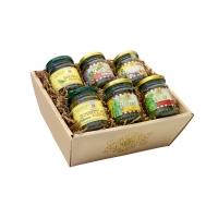 Geschenkkorb 'Pesto-Variationen'
