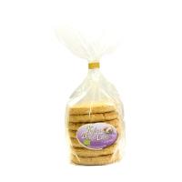 Kokos-Dinkel-Cookies