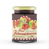 Fruchtaufstrich Rote Johannisbeere
