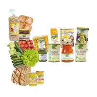 Ihr Sparpaket - Lebensmittel für die Woche, mit Gemüse/Obst