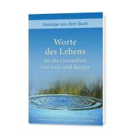 Leseprobe »Worte des Lebens für die Gesundheit von Seele und Körper«